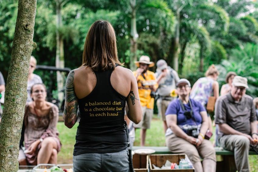 Show item 10 of 10. Lydgate Farms Kauai Chocolate