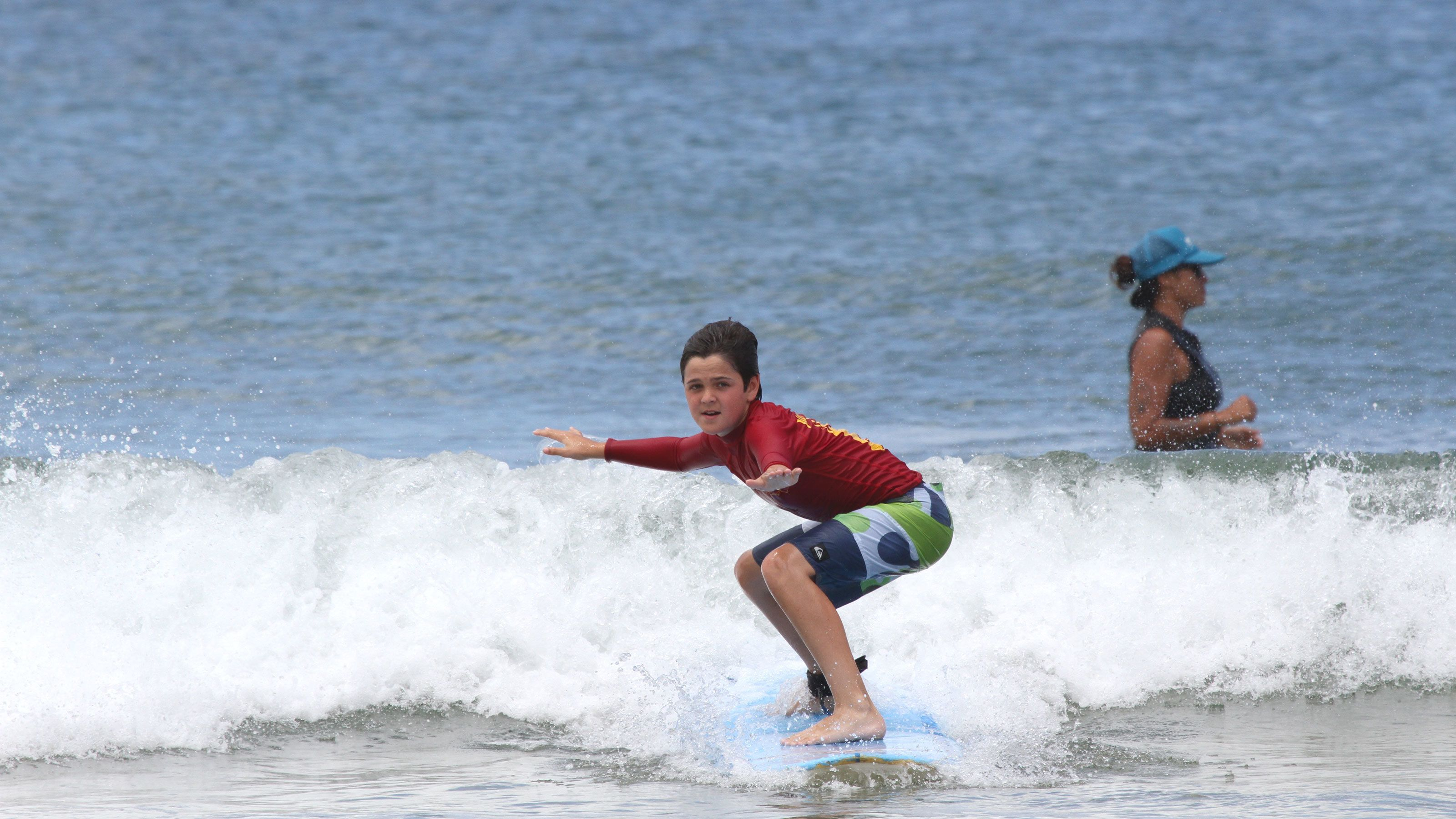 Hanalei Bay Surf Lessons (second to none location)
