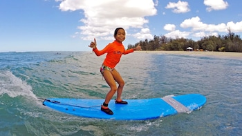 Ko Olina Surfing Lesson