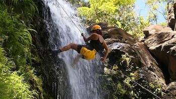 Rappel Maui Waterfalls