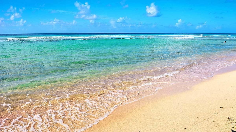 Show item 1 of 6. sunny day at the beach in Barbados