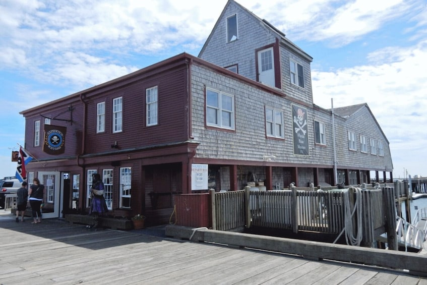 Show item 5 of 9. Provincetown Self-Guided Driving Tour