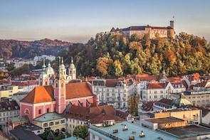 Ljubljana Self Guided Tour