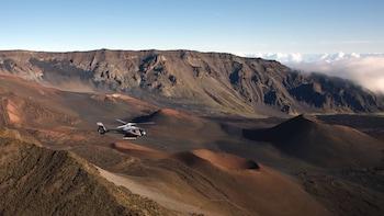 Haleakala National Park, Crater & Hana Rainforest Helicopter Tour