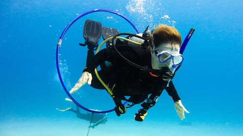 Learn how to scuba dive and gain your PADI certification in Hawaii