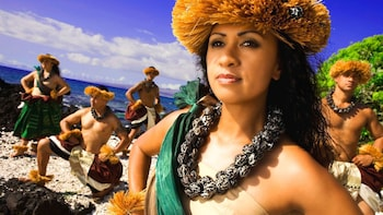 Island Breeze Luau at the King Kamehameha Hotel