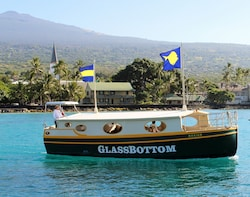 Glassbottom Boat Reef Exploration