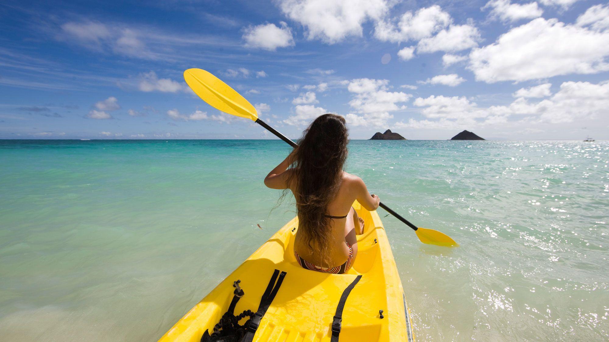 ラニカイ ビーチ, カイルア, ハワイ州, アメリカ