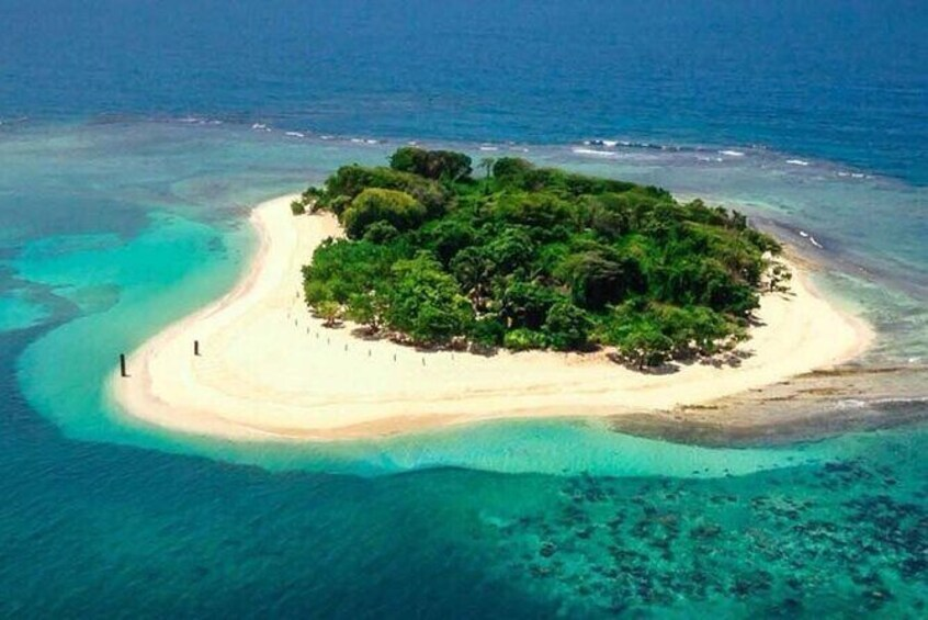 Show item 4 of 7. Idyllic Amiga Island