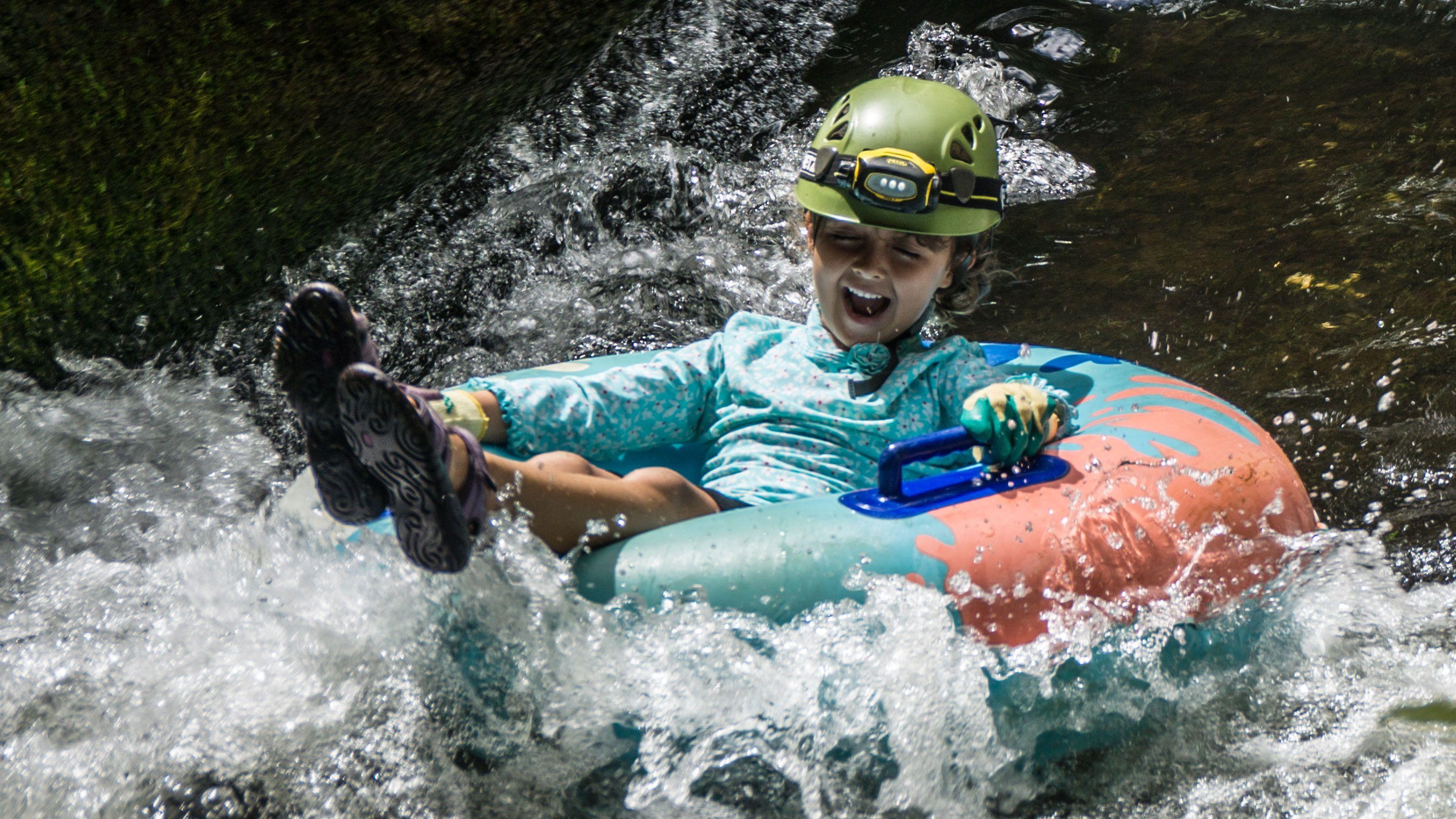 Backcountry Tubing Adventure
