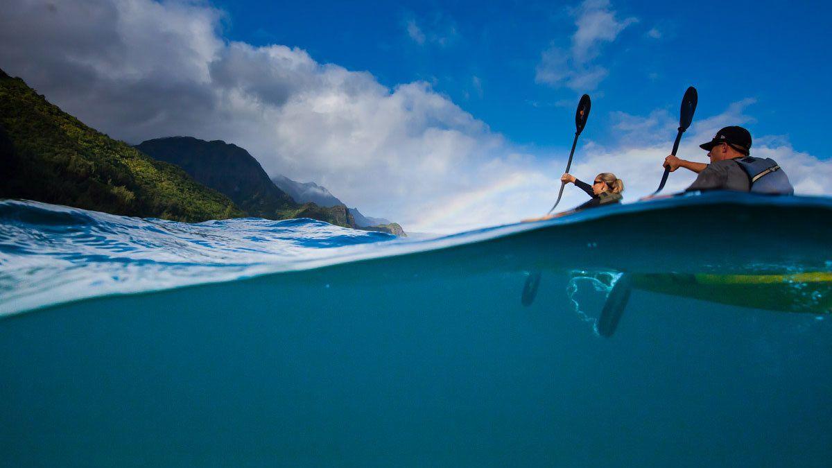 Napali Coast Sea Kayak
