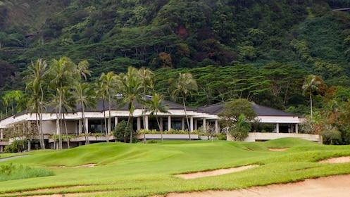 Clubhouse at Ko'olau Golf Club