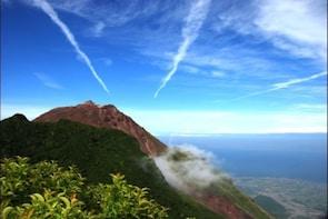 Unzen Onsen & Mt. Fugen Hiking Tour at Unzen, Nagasaki