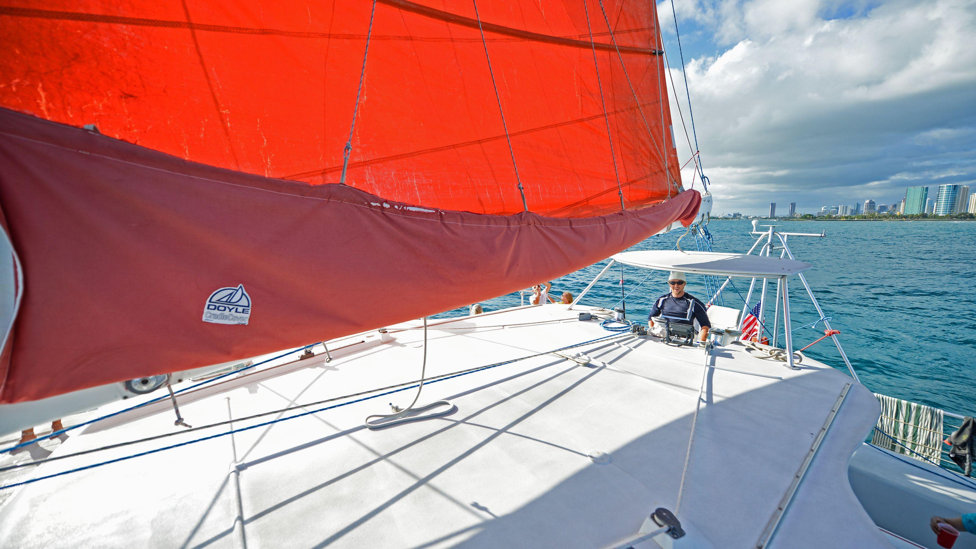 Waikiki Adventure Sail