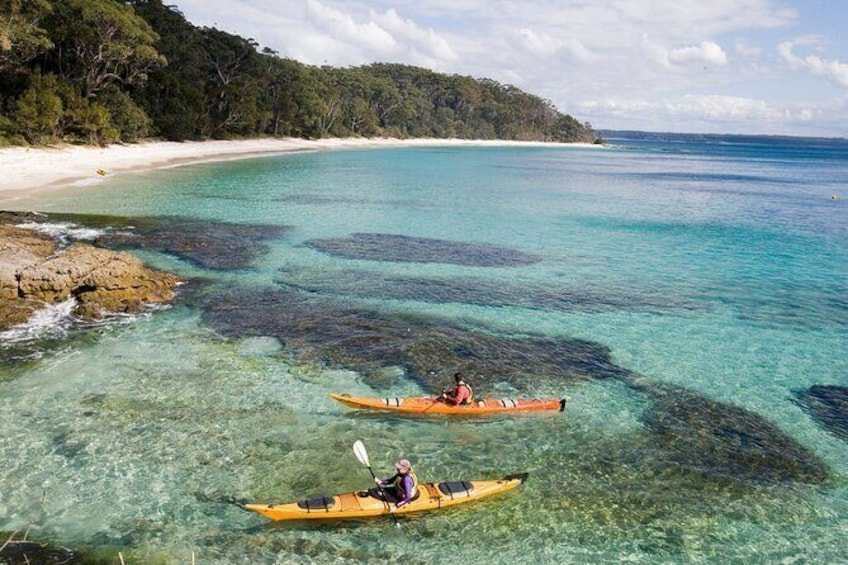 Half-Day Jervis Bay Sea Kayak Tour