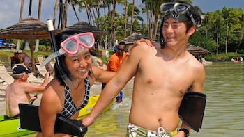 Personalized Snorkeling Tour at Anaeho'omalu Bay