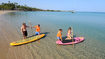 Guided Stand-Up Paddleboard Excursion