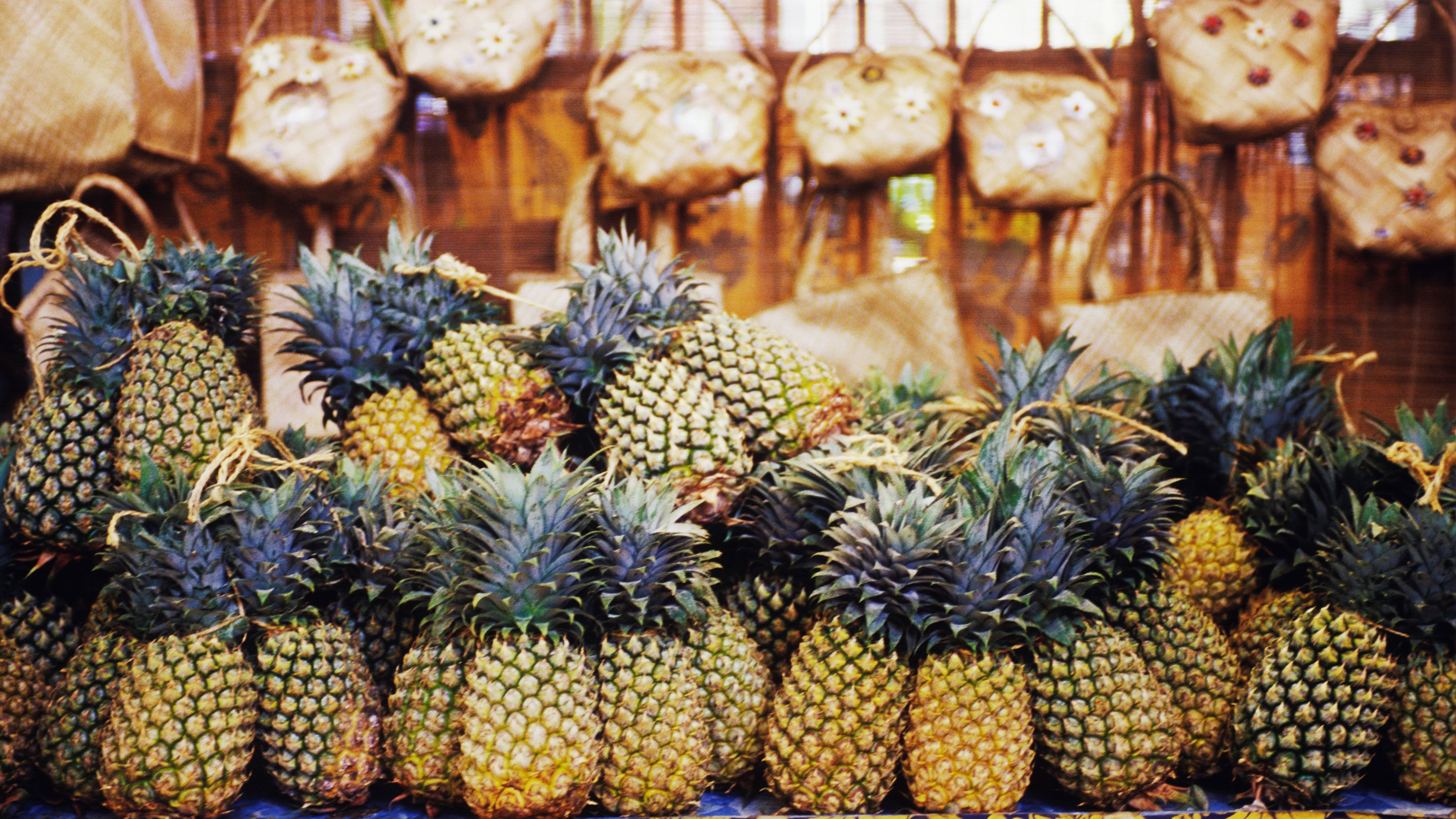 Guided Pineapple Tour