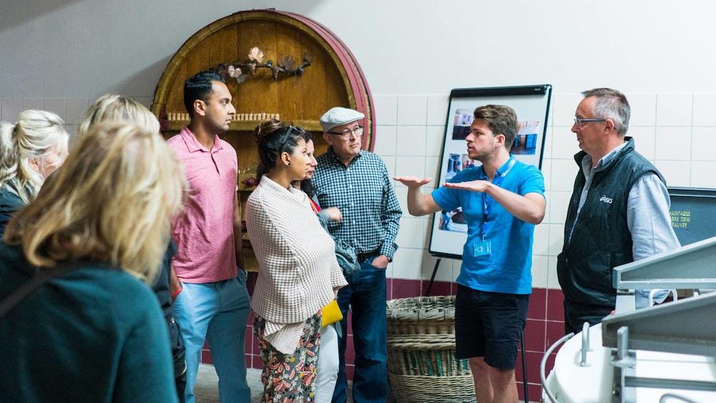 Åpne bilde 2 av 10. Champagne Day Trip : Moet & Chandon winery and Reims