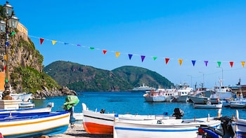 Lipari & Vulcano Tour from Cefalu