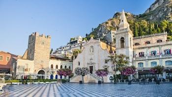 Tour di Taormina e dell'Etna con partenza da Cefalù