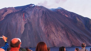 Panarea & Stromboli Tour by Boat from Cefalu