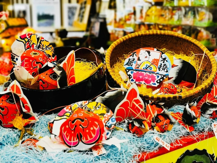 Show item 2 of 6. A Cultural Tour in Aomori City and Hirosaki City