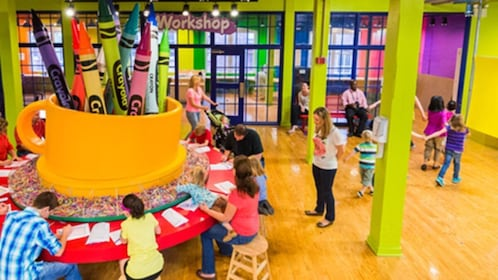 Crayola Experience Admission Tickets