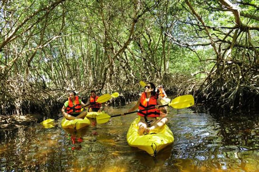 Exploring the largest nature preserve in Dominican Republic
