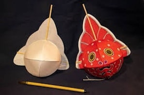 Goldfish Neputa painting & Japanese sword factory tour