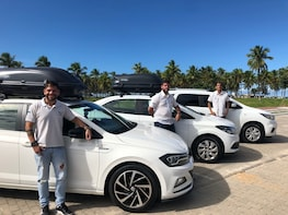 Private Transfer from Recife to Porto de Galinhas