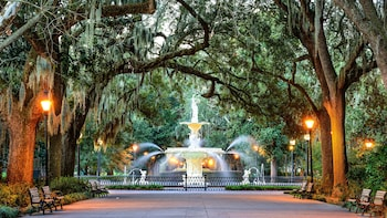 Private Walking Tour of Historic Savannah