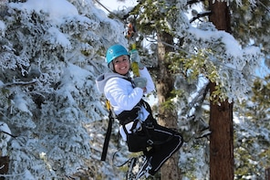 Big Bear Lake Ziplining Adventure