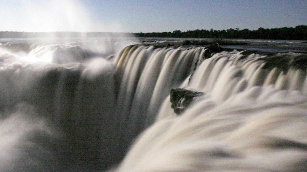Cargar ítem 5 de 10. Day view of the stunning Iguazu Falls in  Buenos Aires, Argentina