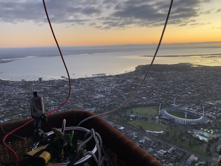 Balloon Rides in Geelong and Bellarine Peninsula