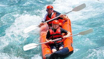 Rafting Tour in Koprulu Canyon From Alanya