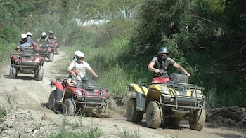 Quad bike Adventure from Alanya