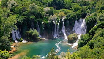 Day Trip to Manavgat Waterfall, Aspendos & Side From Alanya
