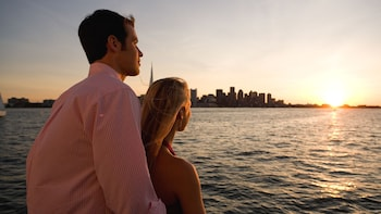 Boston Harbor Sunset Cruise