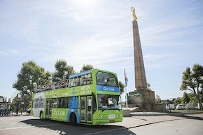 Hop On Hop Off City Line Tour in Luxembourg