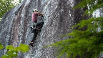Show item 3 of 8. Rock Climbing - Half Day Activity