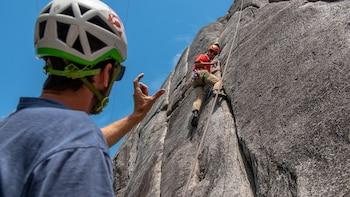 Show item 8 of 8. Rock Climbing Adventure