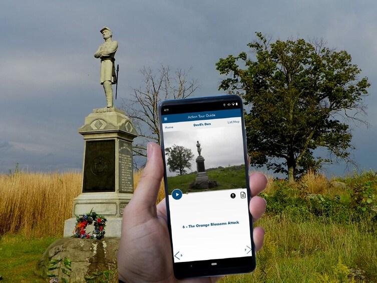 Devil's Den, Gettysburg Self-Guided Tour