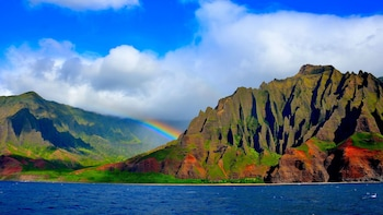 Na Pali Rafting with Snorkeling