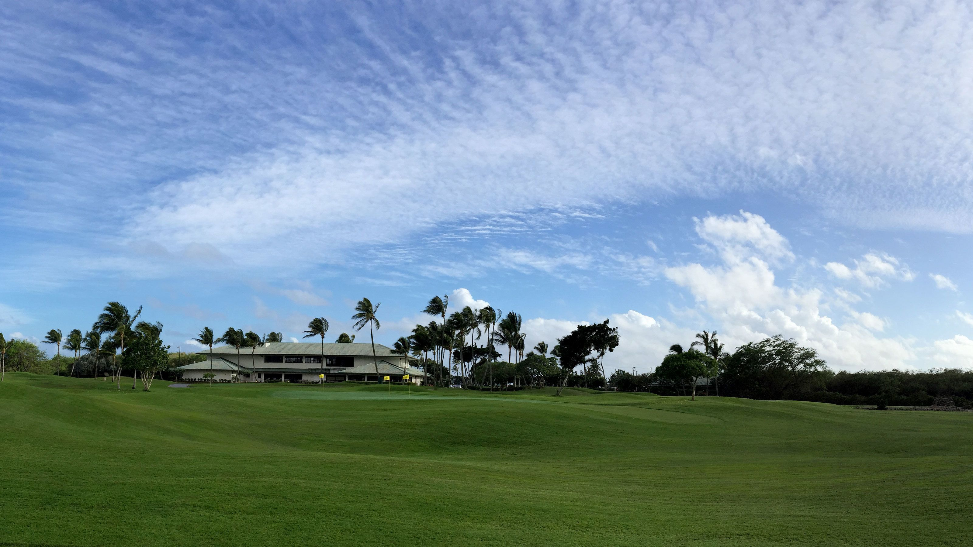 Round of Golf at Ewa Beach Golf Club