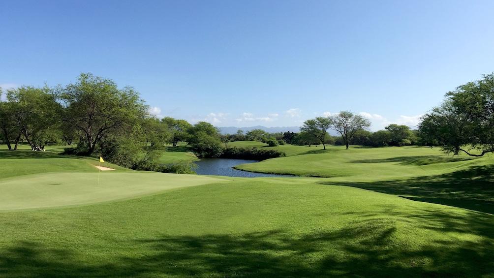 Show item 8 of 8. Ewa Beach Golf course in Oahu