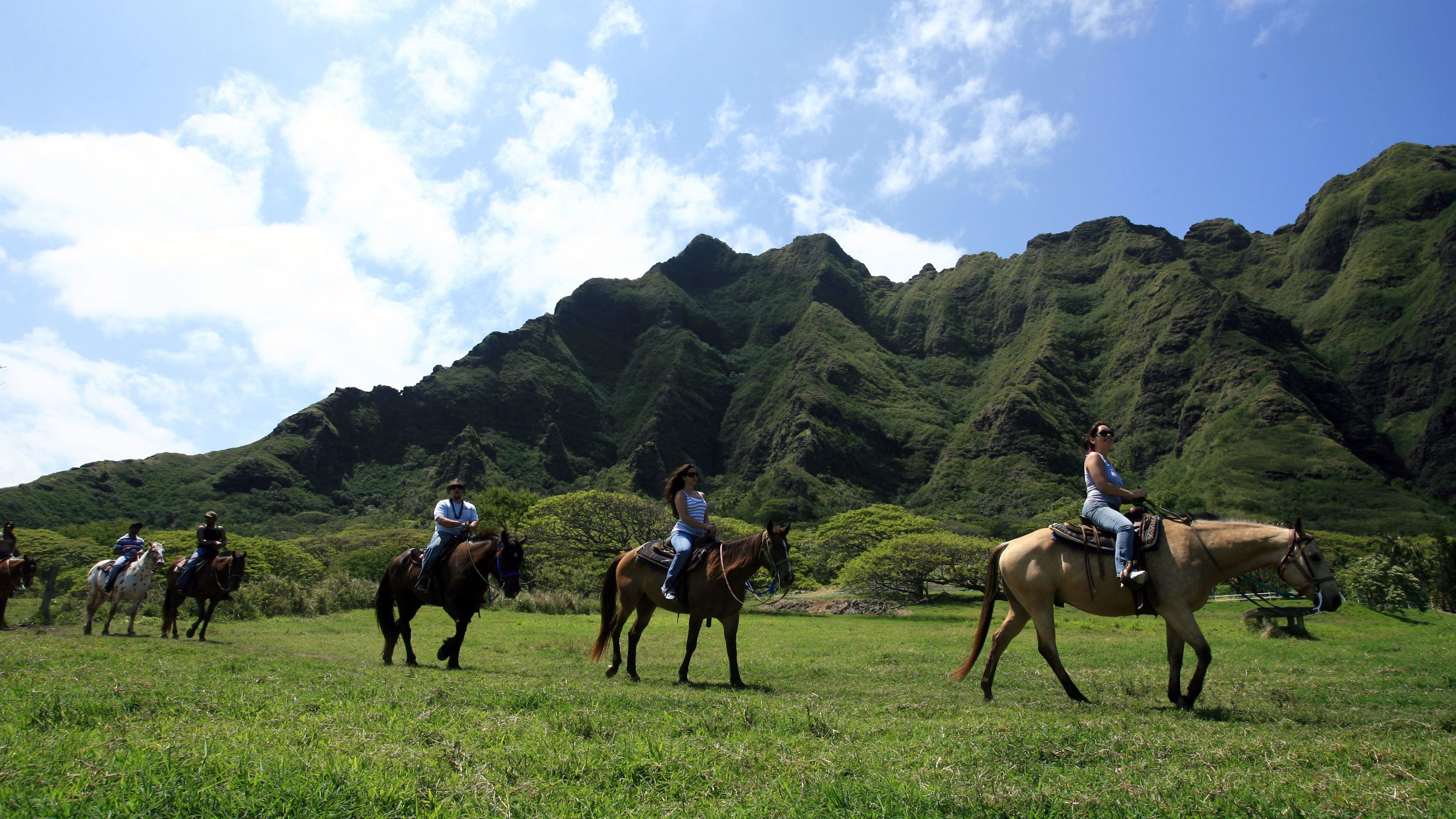 Scenic Valley Horseback Ride