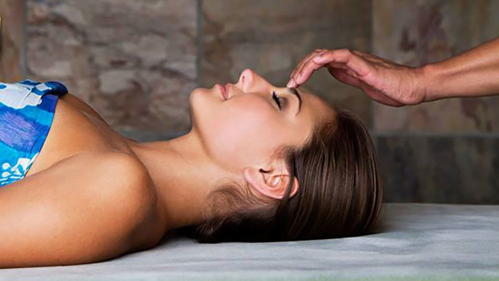 Treat yourself to a facial spa treatment at Spa