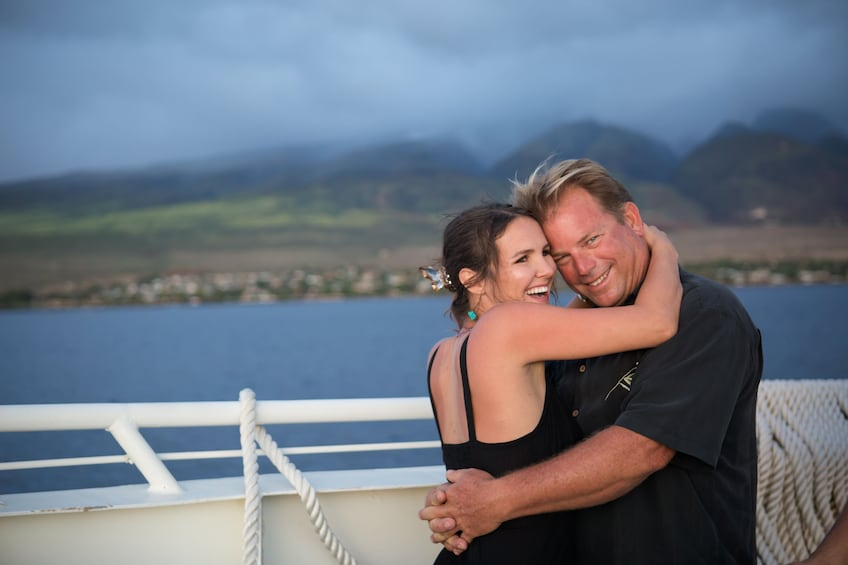Show item 5 of 17. Maui Princess Dinner Cruise with Live Music