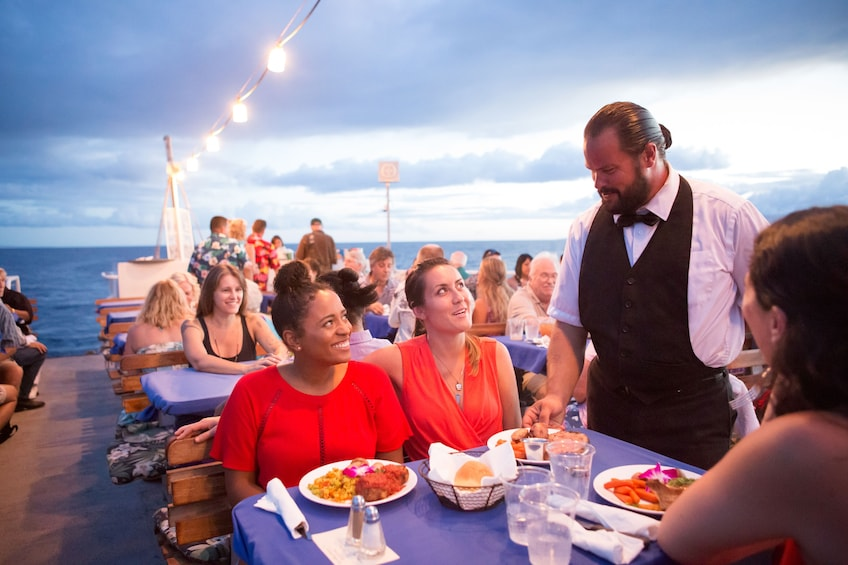 Show item 1 of 17. Maui Princess Dinner Cruise with Live Music
